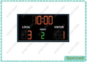 Medium Basketball Electronics Scoreboard With Remote
