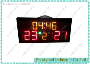 Small Electronic Digital Scoreboard