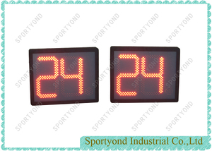 Basketball 24 Seconds Shot Clock