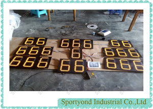 Cricket Scoreboard Electronic Parts
