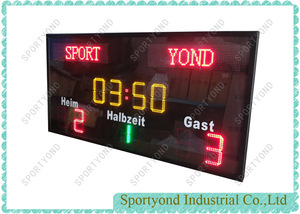 Football Electronic Scoreboard