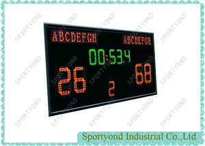 LED Digital Handball Scoreboard